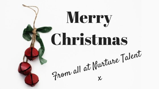 Merry Christmas from Nurture Talent