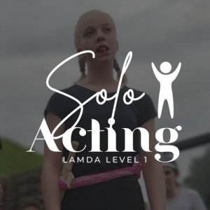 Frances Simon Solo Acting Level 1