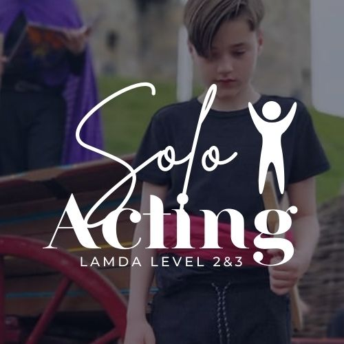 Frances Simon Solo Acting Level 2-3