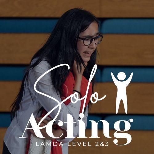 Solo Acting Grade 2 3